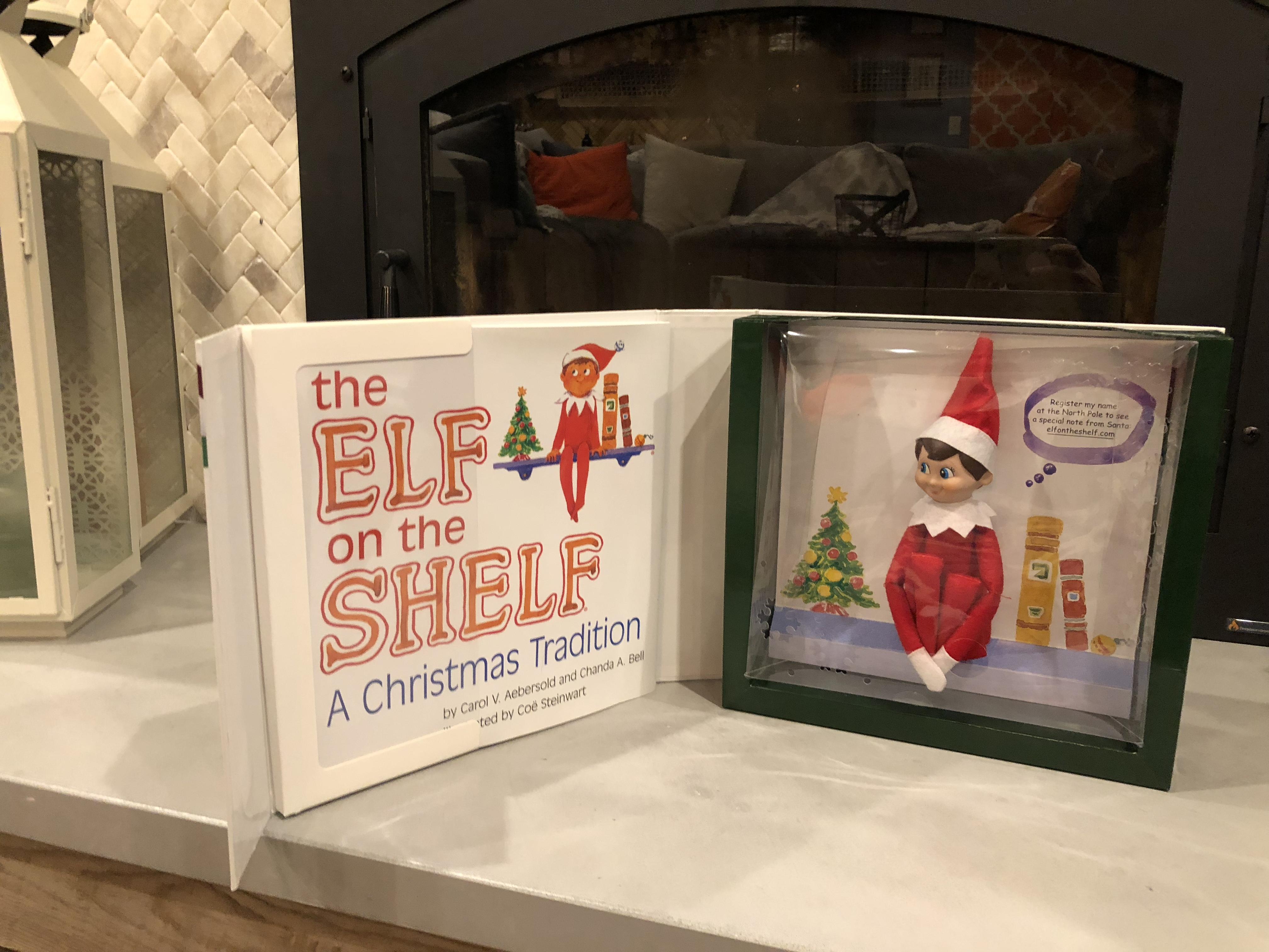 Elf on a Shelf tradition