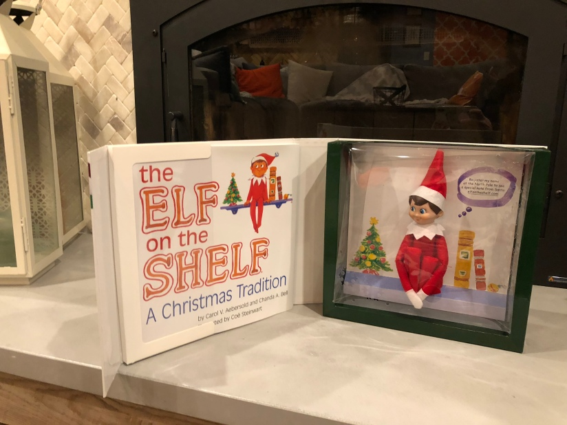 Elf on a Shelf tradition